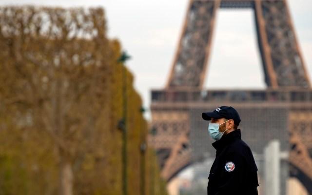 Francia supera las 10 mil muertes por COVID-19 - Foto de EFE