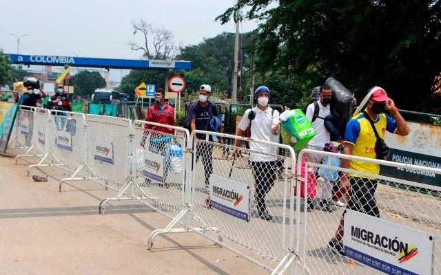 Venezuela critica a Colombia por rechazo de ayuda contra COVID-19 - Foto de EFE