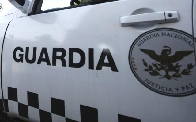 Guardia Nacional rescata a 33 migrantes hondureños en Nuevo León - Guardia Nacional migrantes
