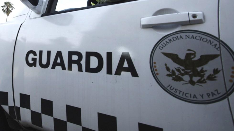 Sancionarán a elementos de Guardia Nacional presuntamente vinculados con delincuencia - Foto de Notimex