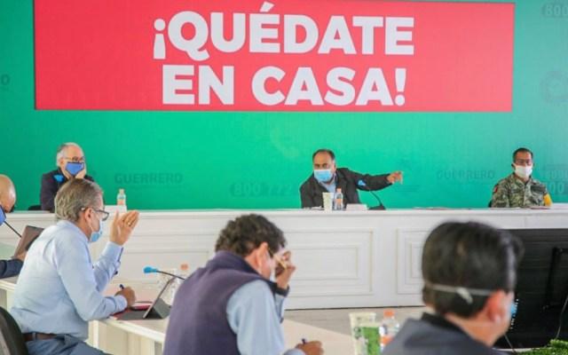 Revisar estrategia permite que Guerrero avance en objetivo de seguridad, afirma Héctor Astudillo - Foto de @HectorAstudillo