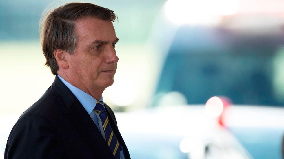 Bolsonaro cesa al director general de la Policía Federal brasileña - HRW Bolsonaro coronavirus COVID-19