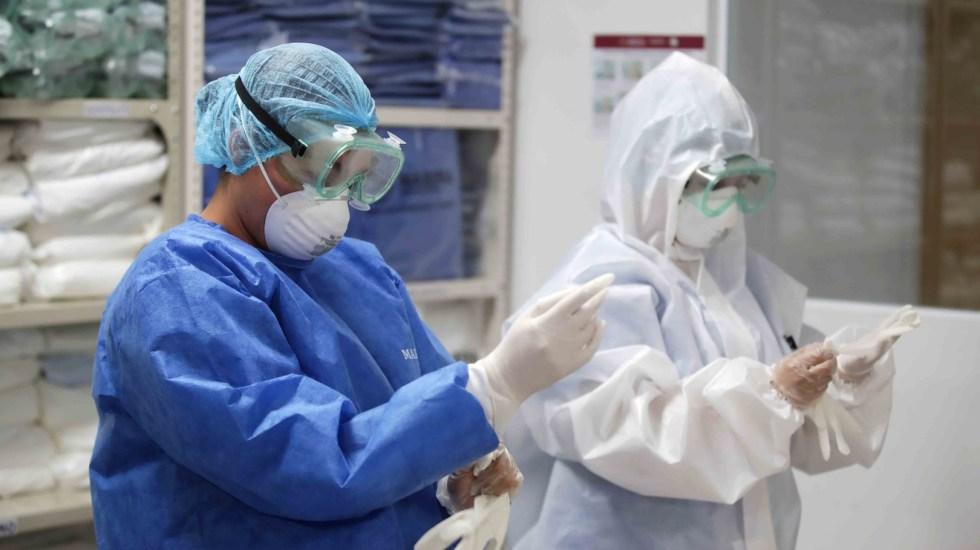 Ofrecen IMSS e Insabi taller presencial para personal médico por COVID-19 - Foto de Notimex