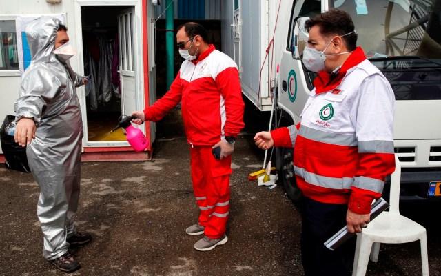 Irán supera los 50 mil casos de COVID-19; suman 3 mil 160 muertos - Irán coronavirus COVID-19