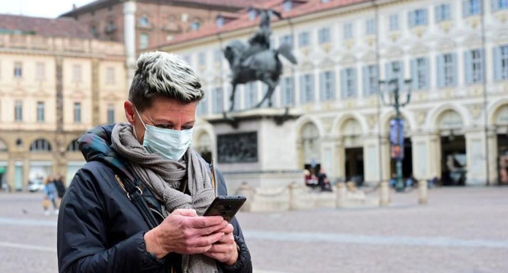 Italia aprueba app para rastrear contactos que hayan tenido personas con COVID-19 - Las autoridades italianas confirmaron que se ha dado la concesión para desarrollar la aplicación