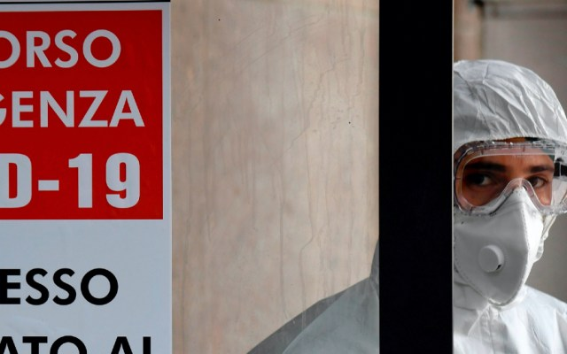 Casi 14 mil muertos en Italia por COVID-19; hay 115 mil casos positivos - Foto de EFE