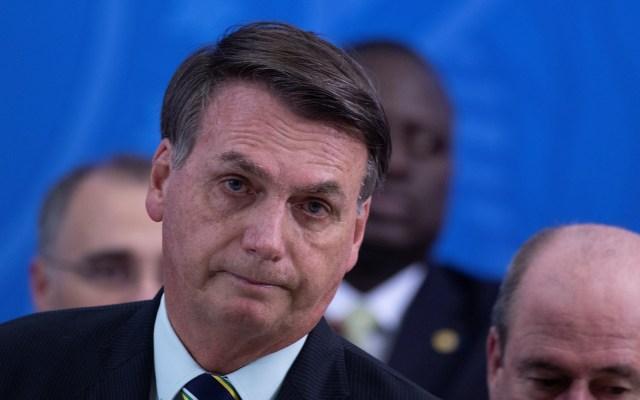Descartan juicio político contra Bolsonaro durante pandemia - Jair Bolsonaro, presidente de Brasil. Foto de Archivo/EFE.