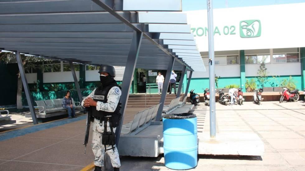 Estado de México está cerca del Semáforo Rojo; piden a la población cancelar celebraciones decembrinas - Foto de Guardia Nacional