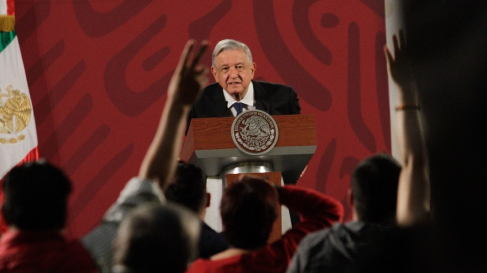 Analiza López Obrador reunión con Donald Trump para agradecer apoyo ante COVID-19 - Foto de @Notimex