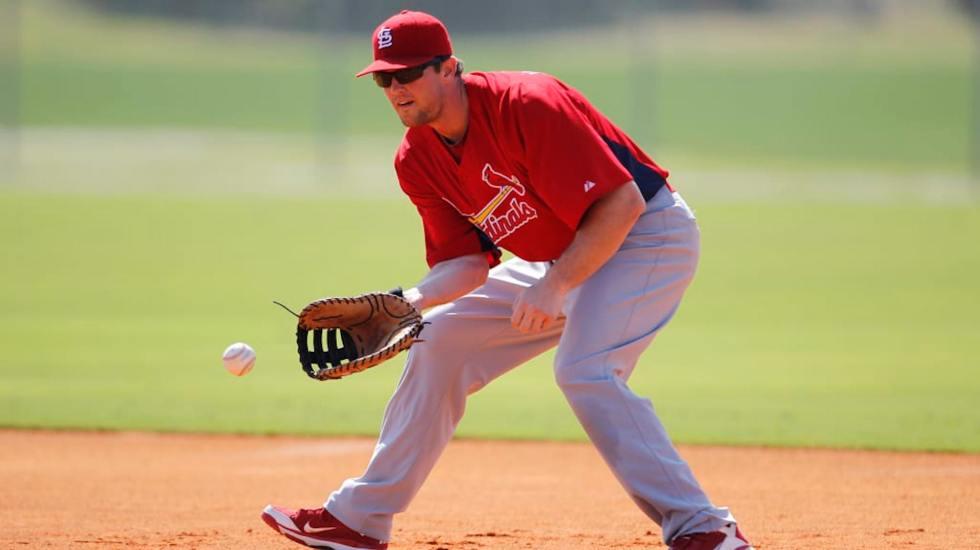 Exprimera base Mark Hamilton será médico de COVID-19 en Nueva York - Foto de MLB