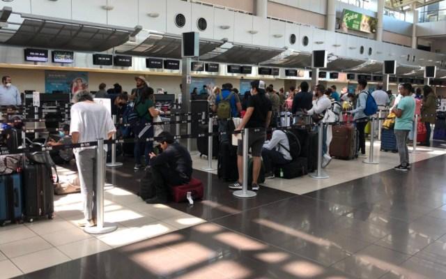 Continúan 2 mil 830 mexicanos varados en el extranjero por COVID-19, afirma SRE - Foto de @SRE_mx