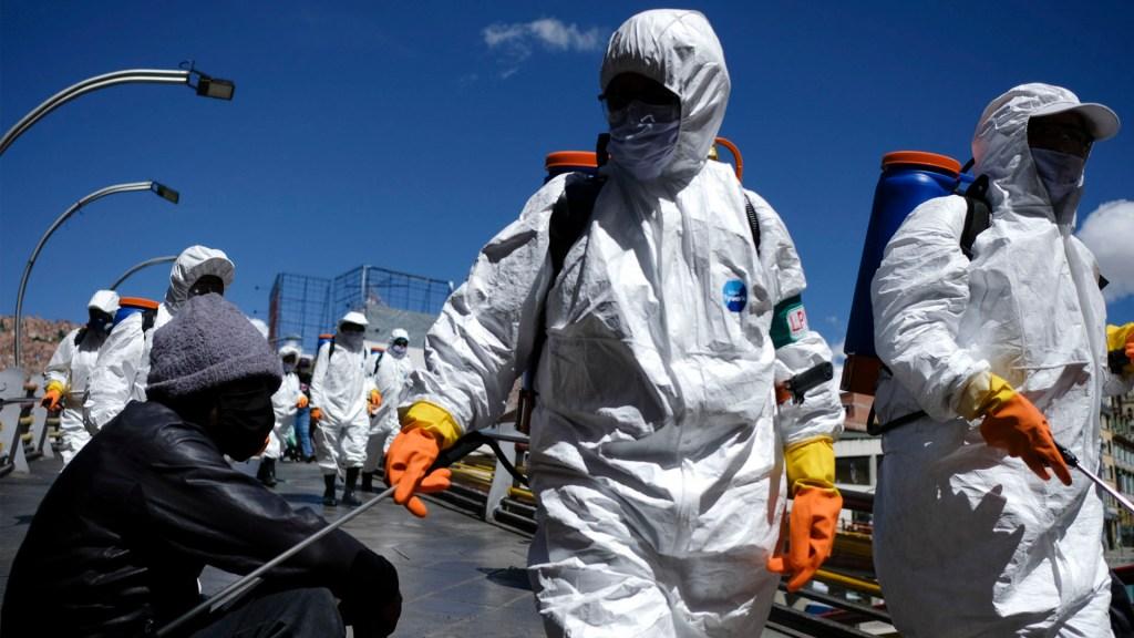 Hay infraestructura suficiente para enfrentar pandemia de COVID-19: López-Gatell - López-Gatell México coronavirus COVID-19
