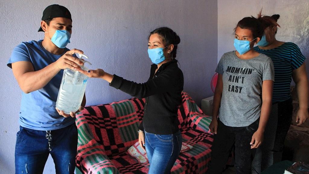 Recomendaciones para evitar contagios de COVID-19 tras salir de casa - México Coronavirus COVID-19 Ciudad 2
