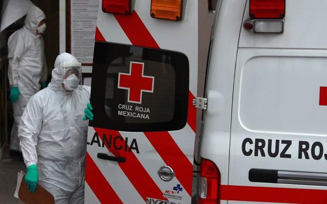 México recibirá tres mdd de EE.UU. para fortalecer respuesta al COVID-19 - México COVID-19 coronavirus Hospital Médicos 17042020