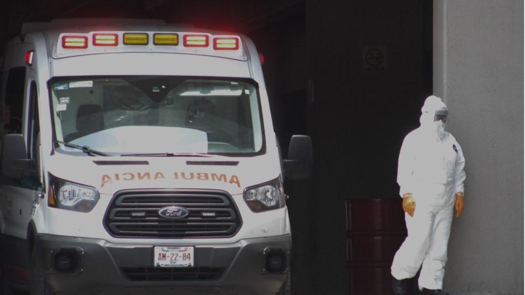 #Video Van 857 muertes por COVID-19 en México; suman nueve mil 501 casos positivos - México COVID-19 coronavirus Médicos enfermedad