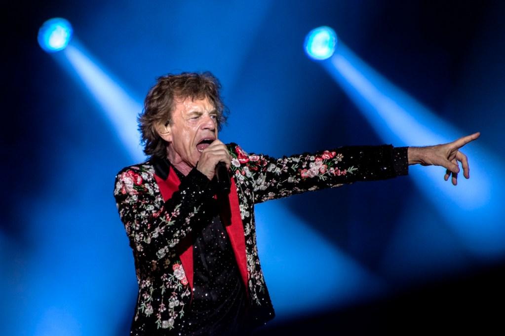 Los Rolling Stones participarán en el concierto 'One World: Together At Home' - Foto de EFE