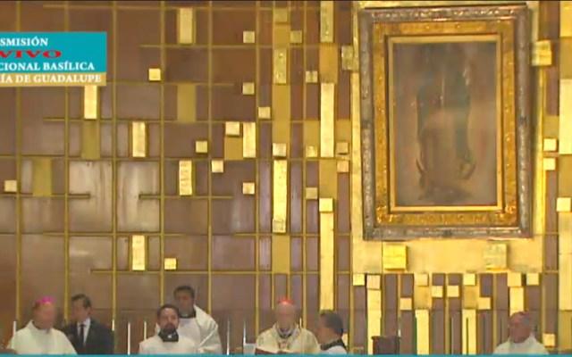 Misa de Resurrección del Señor, desde la Basílica de Guadalupe