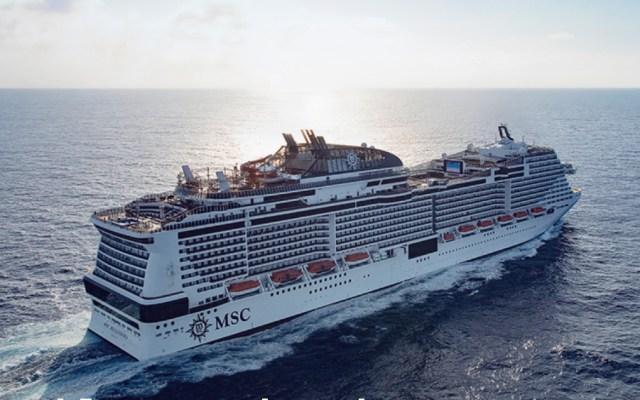 MSC Cruceros prorroga suspensión de sus trayectos hasta el 10 de julio - Foto de @MSCCrucerosESP