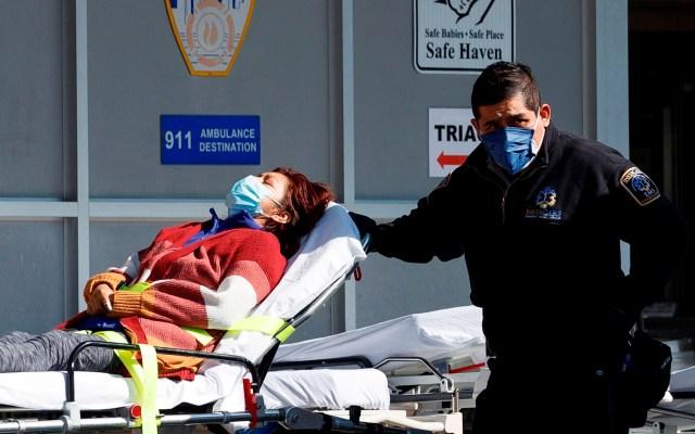 Van 311 mexicanos muertos en EE.UU. por COVID-19 - Muertes mexicanos coronavirus COVID-19