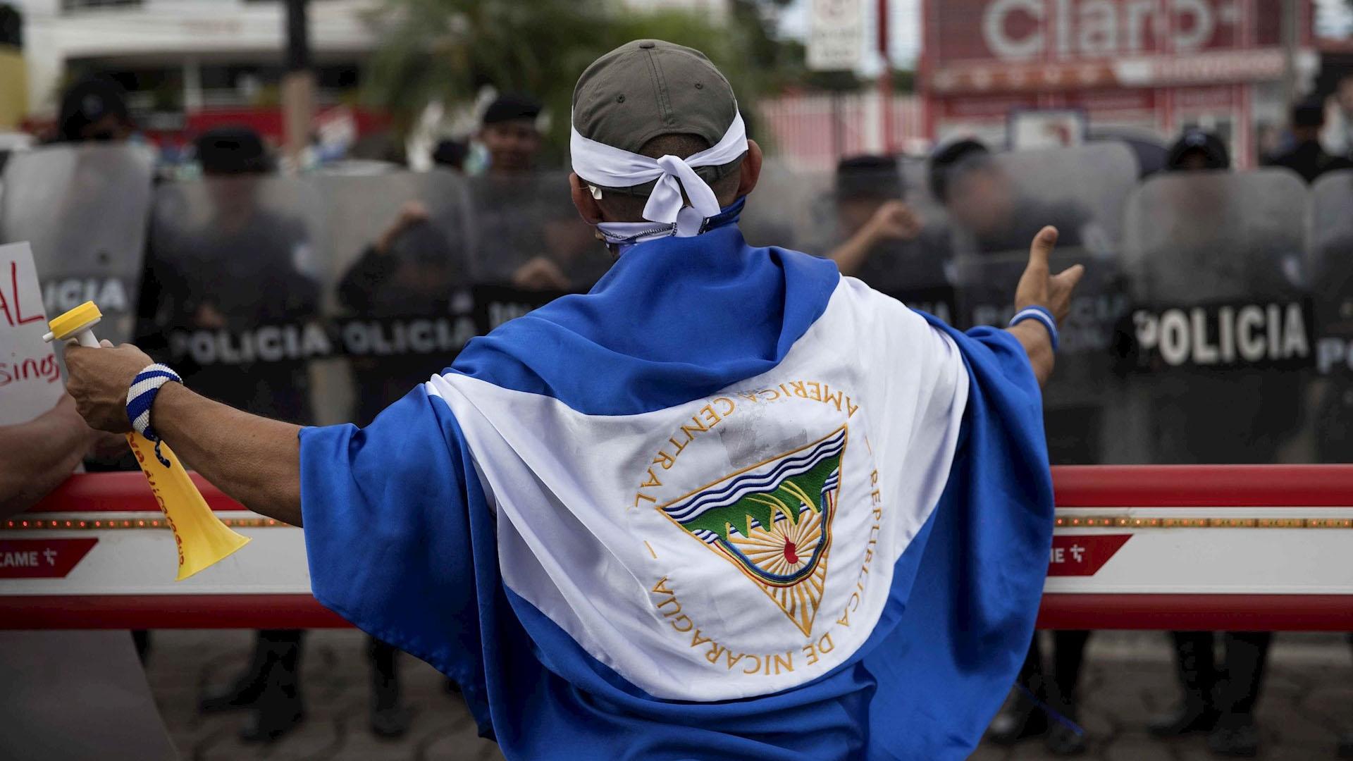 """EE.UU. denuncia """"campaña de terror"""" en Nicaragua; exige a OEA enviar """"señal clara"""""""