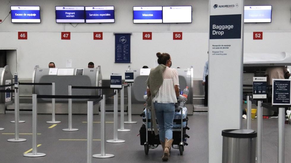 Aerolíneas mexicanas con graves afectaciones por degradación de calificación aérea: Canaero - Operadores aéreos en México. Foto de EFE