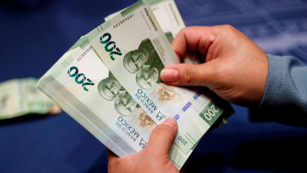 Peso mexicano suma otra semana rozando las 20 unidades por dólar. Noticias en tiempo real