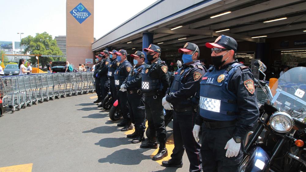 Suman 180 detenidos por robos a establecimientos comerciales en la CDMX - Foto de Notimex