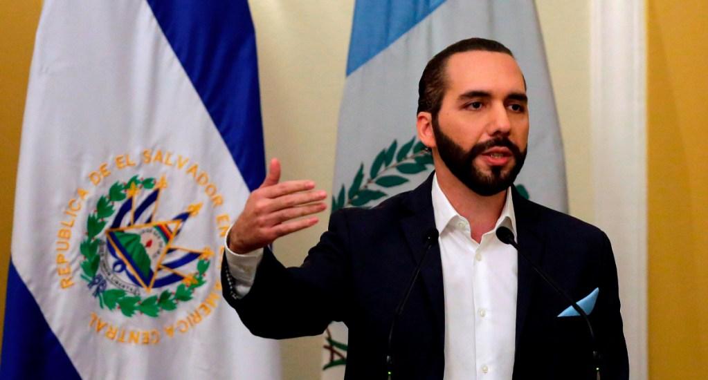 Corte de El Salvador habilita reelección presidencial inmediata - Corte de El Salvador habilita reelección presidencial inmediata. Foto de EFE