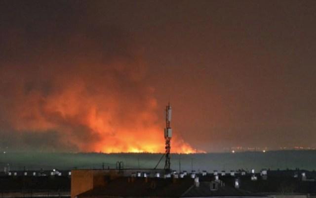Motín provoca batalla campal e incendio en penitenciaria siberiana - Foto de Radio Free Europe