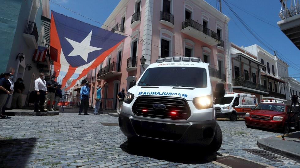 Exitosa la primera transfusión de plasma para tratar COVID-19 en Puerto Rico - Puerto Rico médicos COVID-19 coronavirus