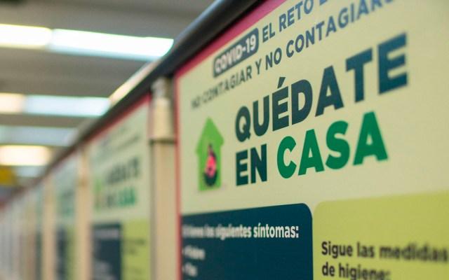 AMLO exhorta a mexicanos a quedarse en casa; pide no saturar hospitales - quédate en casa coronavirus COVID-19