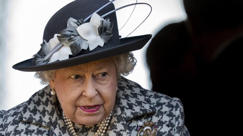 Reina Isabel dirigirá mensaje para sobreponerse al COVID-19 - Reina Isabel II