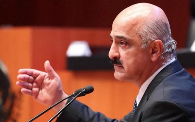 Renuncia Ricardo Ahued, administrador general de Aduanas del SAT - Foto de Senado de la República
