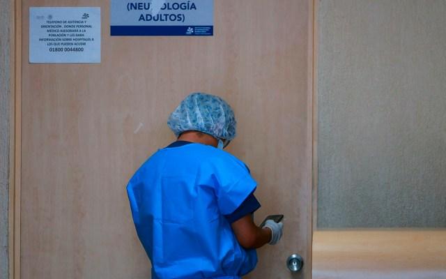 Salud pide detener ataques contra médicos y enfermeras por COVID-19 - La SSP de Sonora confirmó tres muertes másen la entidad a causa del coronavirus COVID-19, con lo que suman cuatro decesos por la enfermedad