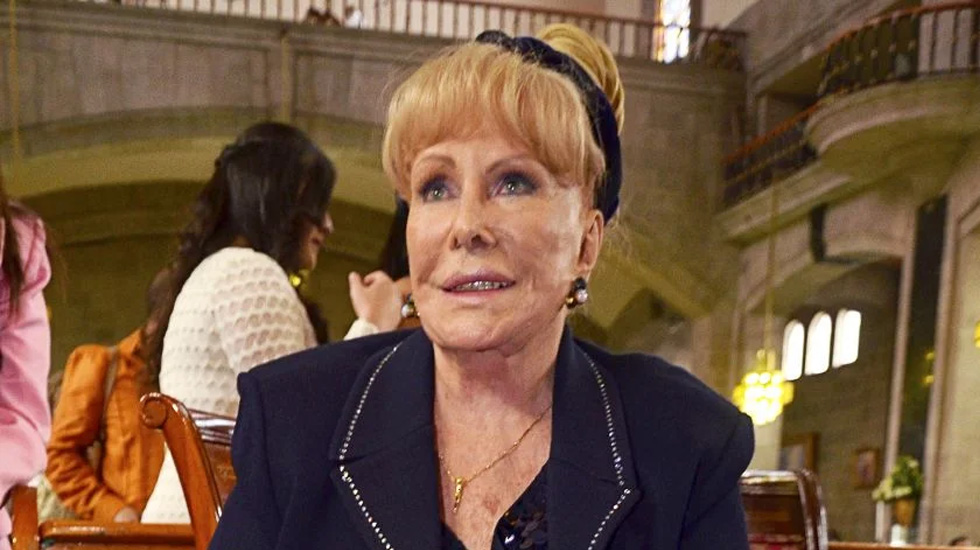 Murió Socorro Castro, madre de Verónica Castro - Socorro Castro. Foto de Turquesa News