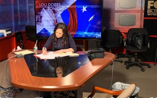 Stephanie Grisham deja de ser la secretaria de Prensa de la Casa Blanca - Foto de @PressSec
