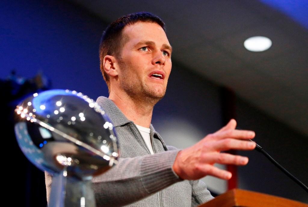 Tom Brady es el jugador de la NFL que más fondos recauda para víctimas de COVID-19 - Foto de EFE