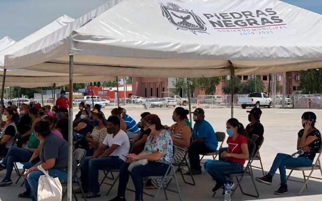 Suspenden a trabajadores de Piedras Negras tras recibir apoyo por COVID-19 - trabajadores Piedras Negras coronavirus COVID-19