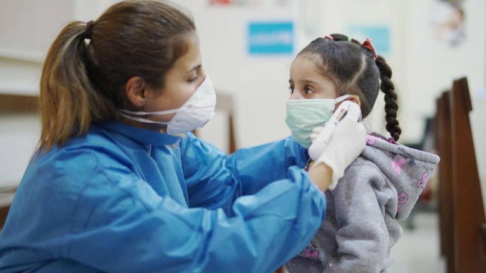 Descubren nuevas pistas sobre síndrome inflamatorio en niños asociado a COVID-19 - Foto de Unicef