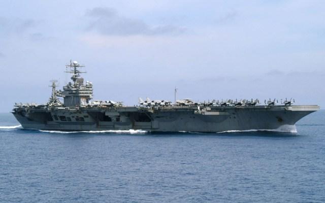 Habrá nueva investigación en portaaviones de EE.UU. tras 940 casos de COVID-19 - USS Theodore Roosevelt (1)