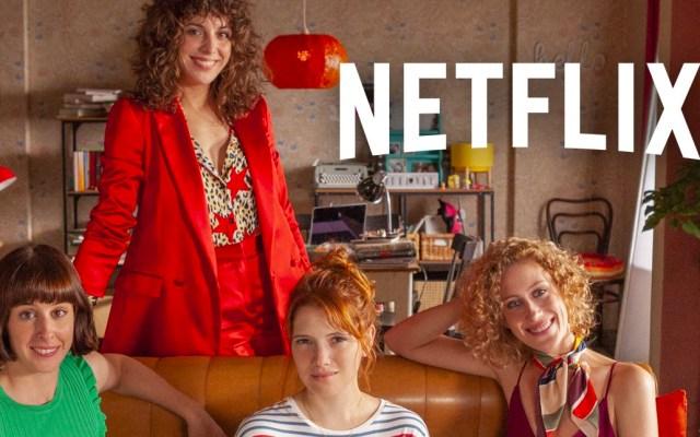 #Video Netflix lanza tráiler de 'Valeria' - Valeria es una escritora en crisis, tanto por sus novelas como por su marido y la distancia emocional que les separa