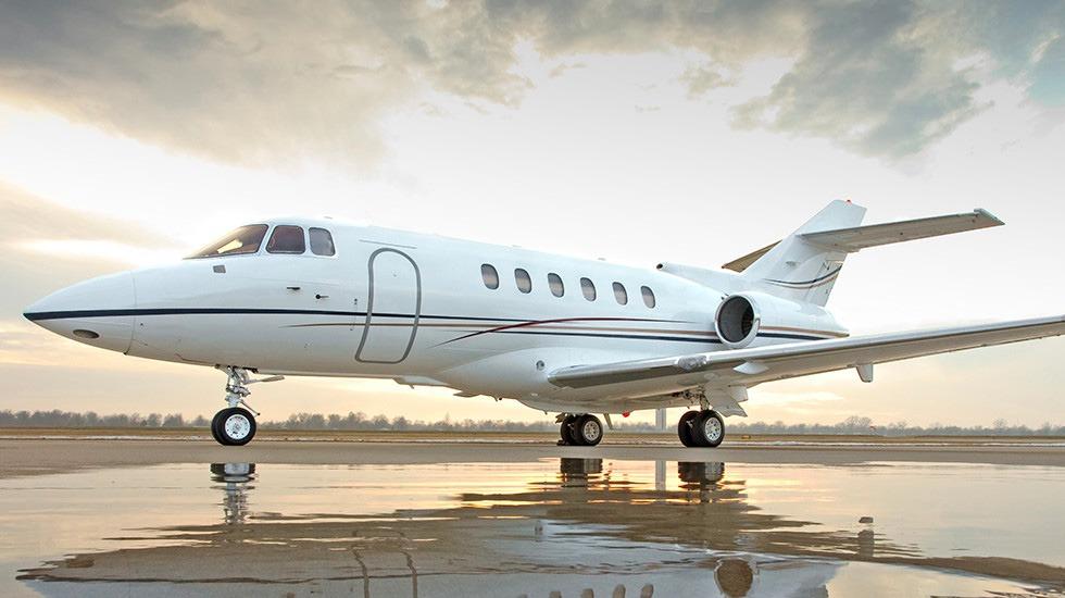 Continúa búsqueda de jet ejecutivo que perdió contacto con torre de control; despegó de Puebla hacia Xalapa - Foto de JetCraft
