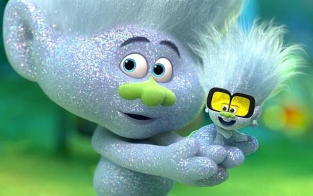 'Trolls' recauda 100 millones con su estreno en internet e iguala a los cines - Foto de EFE.