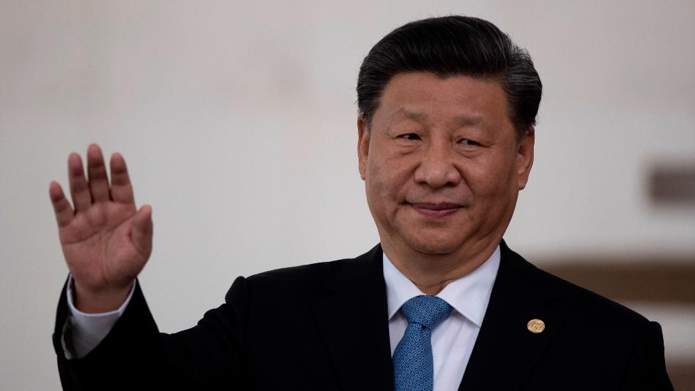 Dialoga AMLO con presidente de China sobre compra de equipo para COVID-19 - Foto de EFE