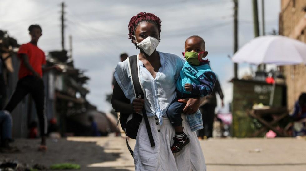 OMS estima que hasta 190 mil personas podrían morir de COVID-19 en África - Africa coronavirus COVID-19