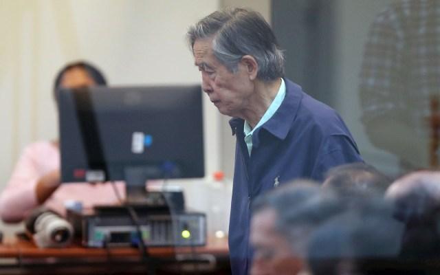 Keiko Fujimori indultará a su padre si resulta elegida presidenta de Perú - Alberto Fujimori Perú expresidente