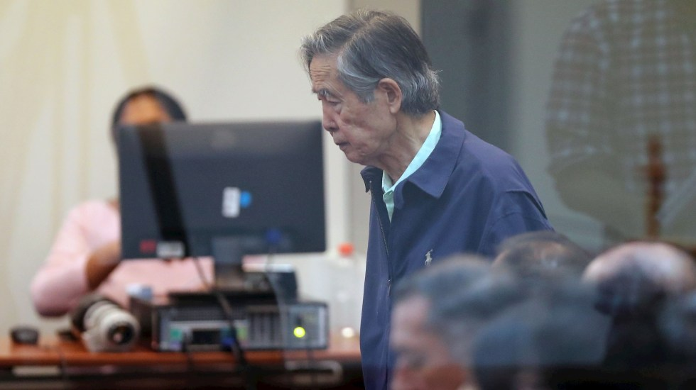 Hijos de Alberto Fujimori presentan habeas corpus para su liberación - Alberto Fujimori Perú expresidente