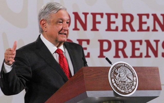 Estoy contra cualquier violencia hacia las mujeres, afirma López Obrador - Foto de EFE