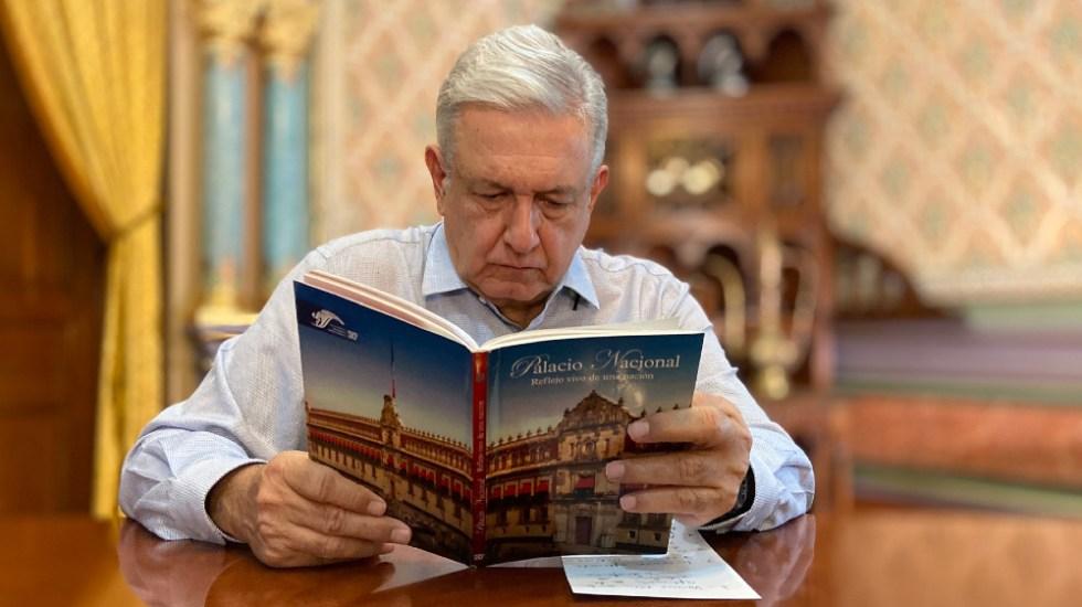 Estamos en un momento crítico por COVID-19 en Valle de México, pero soy optimista: AMLO - AMLO López Obrador libro
