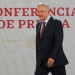 Conferencia de AMLO (29-05-2020) - 200528002. Ciudad de México, 28 May 2020 (Notimex-Isaías Hernández).- El presidente Andrés Manuel López Obrador arriba a su conferencia matutina del día de hoy. Ciudad de México, 28 de mayo de 2020. NOTIMEX/FOTO/ISAÍAS HERNÁNDEZ/IHH/POL/4TAT